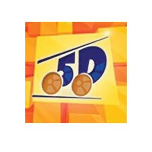 Mobilne Kino 5D / Symulator dachowania